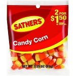 Sathers Candy Corn, (Pack of 12)