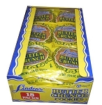 Lindens Butter Crunch Cookies, (Pack of 18)