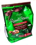 Russel Stover Sugar Free Chocolate Pecan Delights Candy 17.9 Ounce Bag