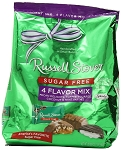 Russel Stover Sugar Free Chocolate 4 Flavor Assortment