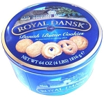Royal Dansk Danish Butter Cookies, 4 Pounds