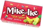 Mike and Ike Tropical Typhoon Candy 1.8 Ounce Packs, (Pack of 24)