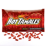 Hot Tamales Cinnamon Candy 0.78 Ounce Boxes, (Pack of 24)