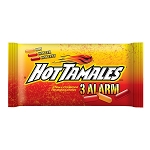 Hot Tamales 3 Alarm Candy 0.78 Ounce Boxes, (Pack of 24)