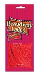 Broadway Strawberry Licorice Laces, (Pack of 12)