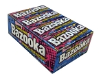Bazooka Bubble Gum Wallet Pack, (Pack of 12)