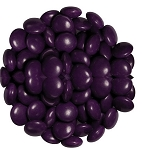Purple Chocolate Color Drops, 15 Pounds