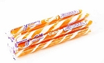 Gilliam Old Fashioned Tangerine Stick Candy, (Pack of 80)