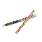 Gilliam Old Fashioned Tutti Fruitti Stick Candy, (Pack of 80)