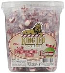 King Leo Peppermint Puffs, (Pack of 290)