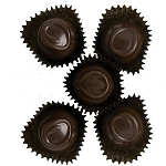 Asher's Dark Chocolate Covered Cherry Cordials, 6 Pounds