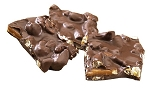 Asher's Milk Chocolate Boardwalk Crunch, 5 Pounds