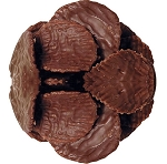 Asher's Milk Chocolate Covered Potato Chips, 3 Pounds