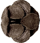 Asher's Dark Chocolate Covered Potato Chips, 3 Pounds