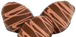 Asher's Milk Chocolate Raspberry Creams Candy, 6 Pounds