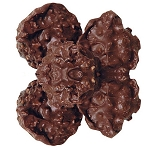Asher's Sugar Free Milk Chocolate Cashew Clusters, 5 Pounds
