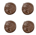 Asher's Sugar Free Milk Chocolate Peppermint Patties, 6 Pounds