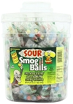 Toxic Waste Smog Balls, 120 Count Tub