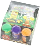 Toxic Waste Assorted Drums, (Pack of 12)
