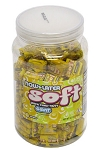 Now and Later Soft Banana Candy, (Pack of 120)