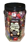 Chocolates of the World Premium Chocolate Sampler, (2 Pounds)