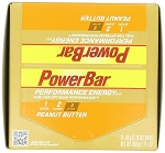 Powerbar Peanut Butter Protein Bars, (Pack of 12)