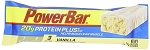 Powerbar Plus Vanilla Protein Bars, (Pack of 15)