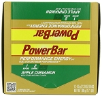 Powerbar Apple Cinnamon Protein Bars, (Pack of 12)