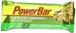 Powerbar Harvest Apple Cinnamon Crisp Protein Bars, (Pack of 15)