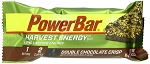 Powerbar Harvest Double Chocolate Crisp Protein Bars, (Pack of 15)