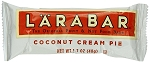 Larabar Coconut Cream Pie Fruit and Nut Bars, (Pack of 16)