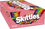 Skittles Desserts Candy, (Pack of 24)