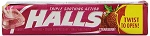 Halls Menthol Strawberry (20 Pack)