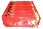 Mon Cheri Piemont Kirsche Liquor Filled Chocolates, (Pack of 80)