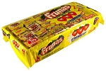 Frunas Strawberry Taffy Candy, (Pack of 48)