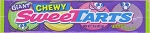 Wonka Giant Chewy Sweet Tarts, (Pack of 36)