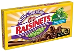 Raisinets Candy Video Box Theater Size Candy, (Pack of 18)