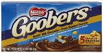 Nestle Goobers Video Box Theater Size Candy, (Pack of 18)