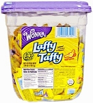 Laffy Taffy Banana Pieces, (Pack of 145)