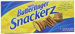 Nestle Butterfinger Snackerz, (Pack of 24)