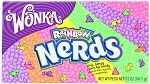 Nerds Rainbow Candy Video Box Theater Size, (Pack of 12)