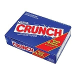 Nestle Crunch King Size Candy, (Pack of 18)