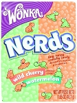 Wonka Nerds, Watermelon Cherry, (Pack of 36)
