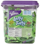 Laffy Taffy Watermelon Pieces, (Pack of 145)