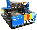 Kind Blueberry Pecan and Fiber Bars, (Pack of 12)