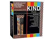 Kind Walnut Macadamia Plus Protein Bars, (Pack of 12)