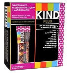 Kind Pomegranate and Blueberry Pistachio Plus Antioxidants Bars, (Pack of 12)
