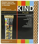 Kind Peanut Butter Dark Chocolate and Protein Bars, (Pack of 12)