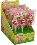 Strawberry Shortcake Lollipops, (12 Pack)
