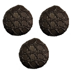 Dark Chocolate Peppermint Patties, (Pack of 24)